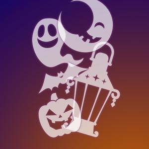 【LINE着せかえ】第二弾のテーマはシンプル&ダークなハロウィン!