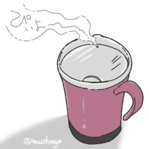 寒いのでコーヒーのお話を