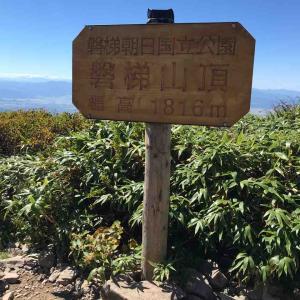 7年ぶりに磐梯山登りました!!