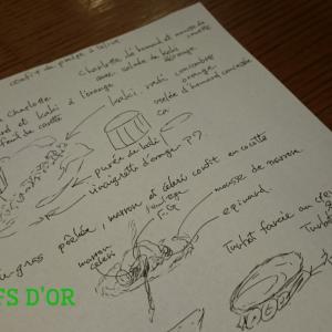 Restaurant LES ŒUFSD'OR 〜レストラン レズゥドールになった日〜