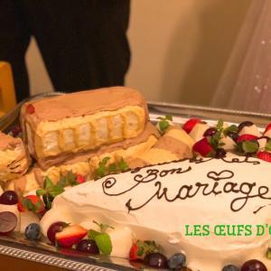 Félicitations pour votre mariage〜ご結婚おめでとうございます‼︎〜