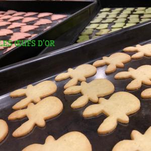 Joyeuses Fêtes!〜クリスマスクッキーご用意できました❤️〜