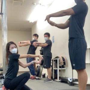ストレッチで筋肉をゆるめる!
