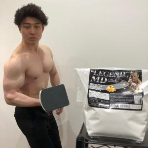 筋肉へのハッピーセット