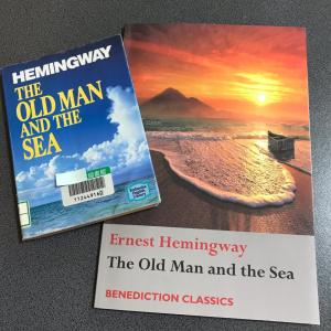 The Old Man and the Sea で泣く