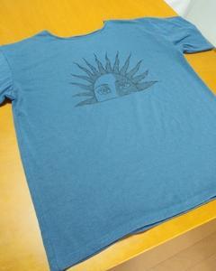 またまたTシャツ脱色