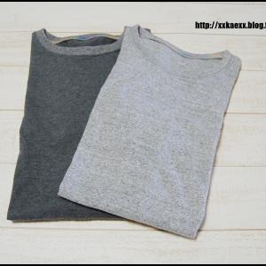 UNIQLOの真似してボックスTシャツ