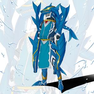 大海の覇王竜