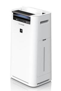 SharpのHumidifying Air Purifier、日本語では加湿空気清浄機を買う。