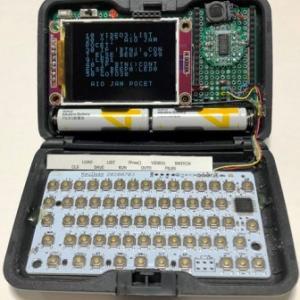 AIO JAM Pocket 3号・・・完成!