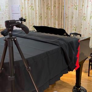 リトミックの生徒さんのピアノ発表会