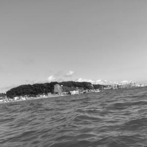 海は良いね〜