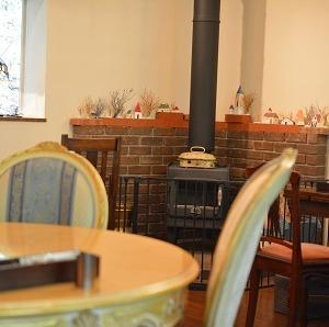日常を忘れられる・新緑に癒される森の中のカフェ