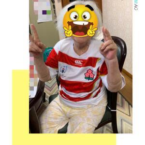 87才!!ラグビー日本代表になる!!(笑)