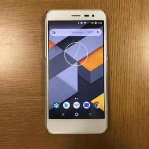 Android One S1 (507SH)をポチった