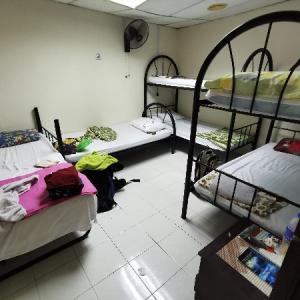 ペナン島で最安値の宿に泊まってみる。Kuala Kurauへ。