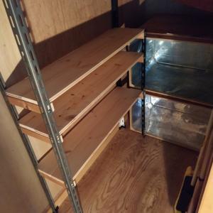 階段下物置を使いやすく。