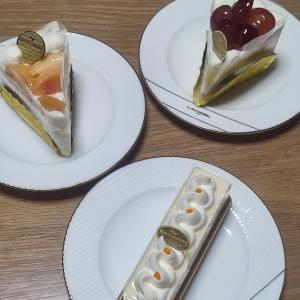 おいすぃケーキ♡