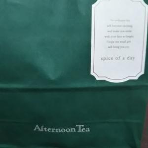 Afternoon Tea ♡ キュートな音符柄タオル