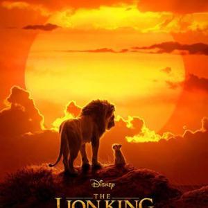 映画『ライオン・キング』を観て来ました♡