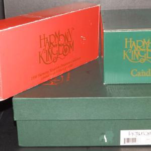 三連続でございます。                HARMONY KINGDOM じゅうよん