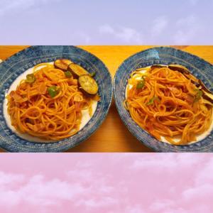 お昼と夕飯