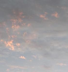 朝焼け 2021・9・23 木曜日