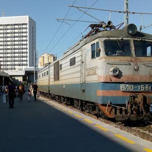 便利!バクーからトビリシまで、夜行列車オンラインチケット購入方法