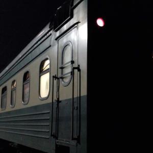 夜行列車で行こう!トビリシ・バクー間、12時間・600キロの旅