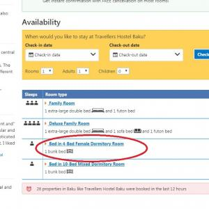 Booking.comの評価は信頼し過ぎるないほうがいい!失敗談、宿泊した宿がかなり不快だった件
