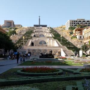 エレバンって安全だけど、軽犯罪には注意!アルメニア旅行で気をつけるべきこと