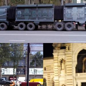 ハリウッド映画「ワイルドスピード9(Fast & Furious 9)」ロケ in トビリシで道路封鎖、渋滞、バスの路線変更