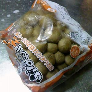 インゲンの天ぷら