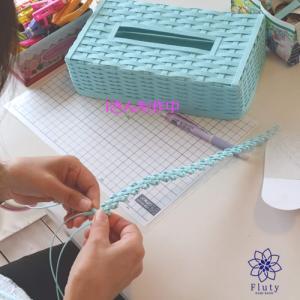 【レッスンレポ】+四つ編み指導法
