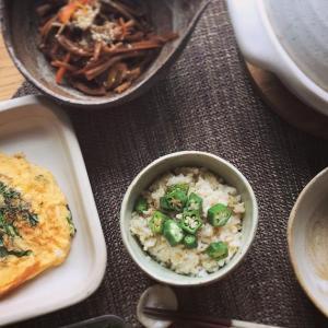 牡蠣の味噌鍋の献立