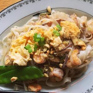 パッタイ Pad Thai