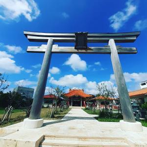 日本最南端の神社#宮古神社