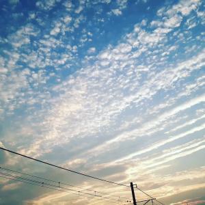 夏至の日空