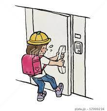 中年事務の奮闘記その54  入口のドアが重い時ありませんか?