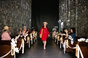 【 世界を変えるファッションショー 】