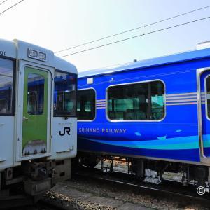SR1系とキハ110系