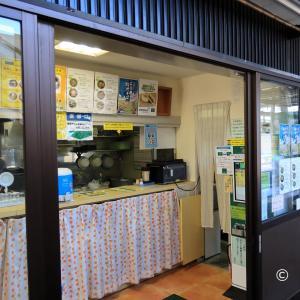 駅そば…松本駅0・1番線