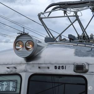日本初のステンレス車クハ5251