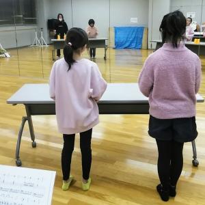 【園児小学生リトミック】完成したパフォーマンス♪