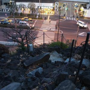 品川富士の原風景