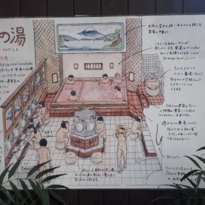 <温泉銭湯モード番外編その2>ふくの湯