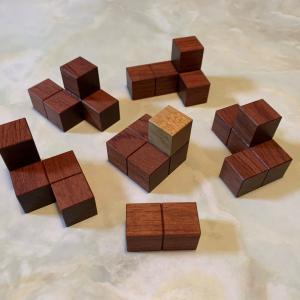 4 Cubes 3