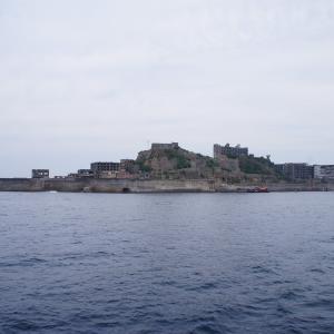 【軍艦島】端島・高島今昔写真〜端島神社の残像