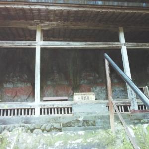 1999/5高知大分石仏とTシャツ展と100年ぶりの墓参り旅(2)大分国東編
