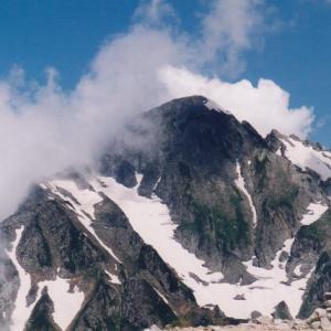 2000/7立山・剣岳登山(二泊三日)